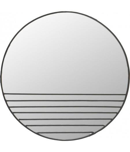 Miroir Rond Stripes D51cm - Athezza