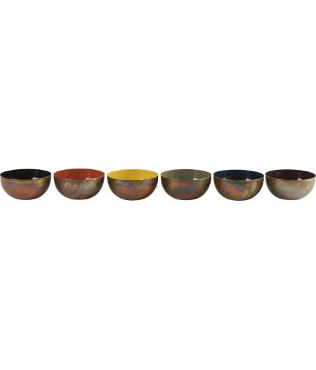 Coupelles Colors D12,5xH6,5cm - Athezza