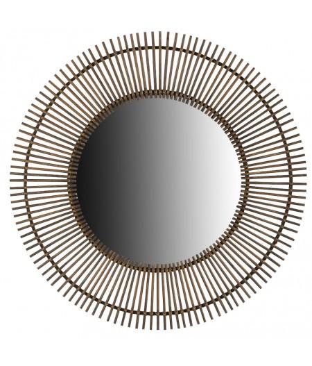 Miroir Rayon Bambou D110cm - Athezza