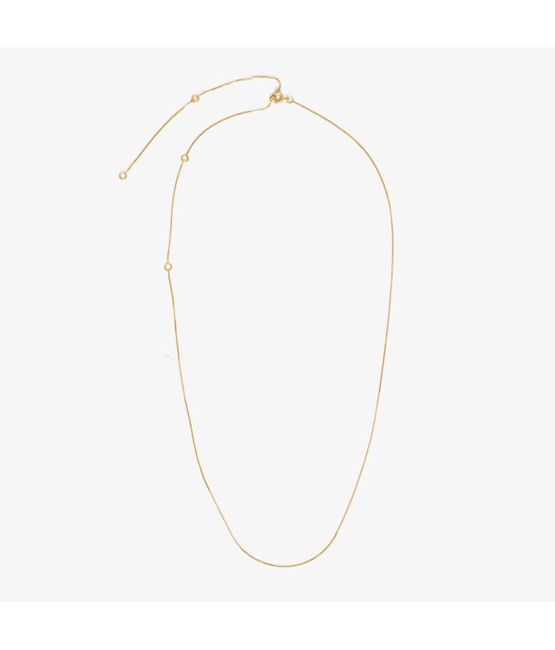 Collier Chaine dorée - Le Bijou de Mimi