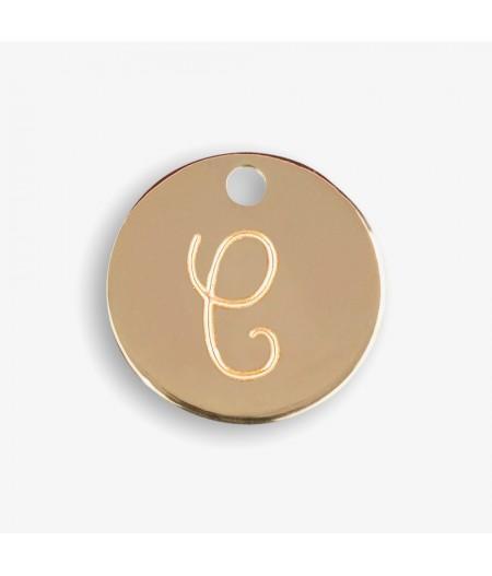 Médaille dorée C - Le Bijou de Mimi