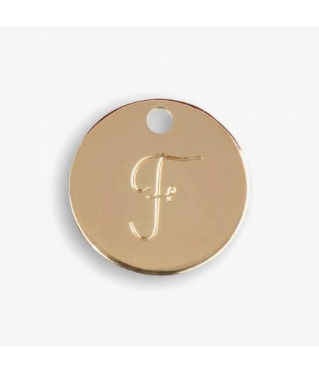 Médaille dorée F - Le Bijou de Mimi
