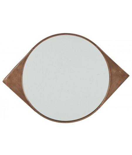 Miroir Eyes Laiton 60x60cm - Athezza