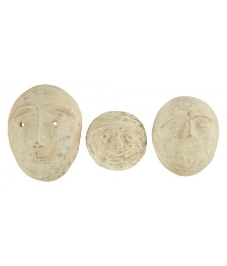 Masque Papier Maché Medium - Athezza