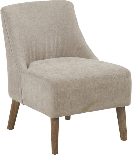 Fauteuil Cindy Crawford Souris 53x54xH72cm  - Athezza