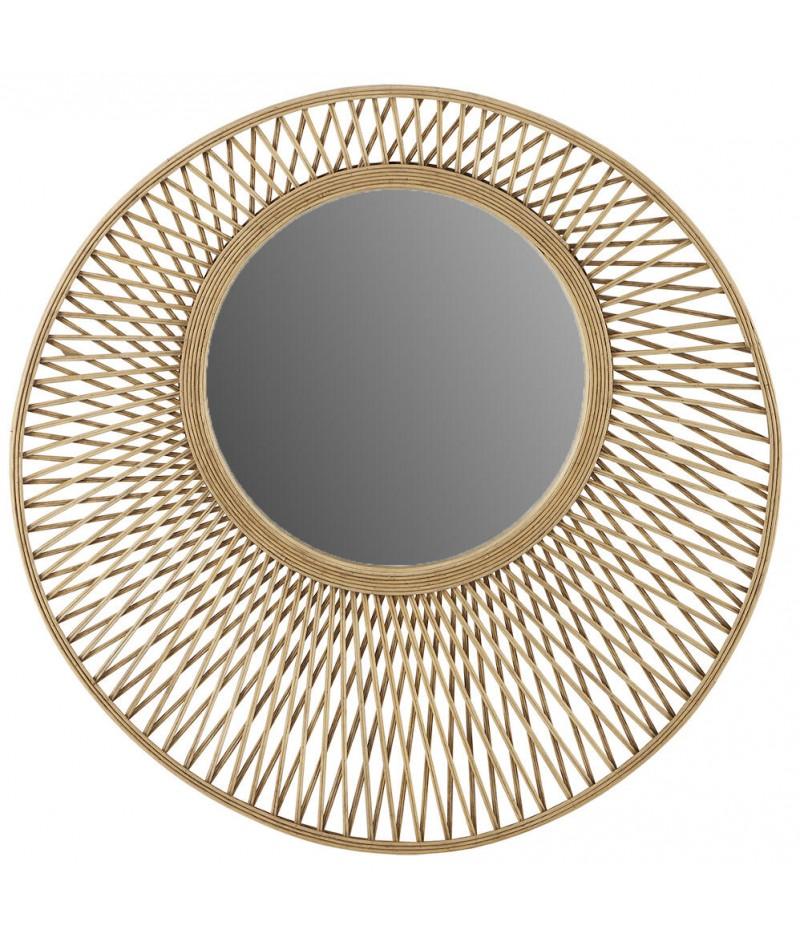 Miroir Rond Moon D80cm - Athezza
