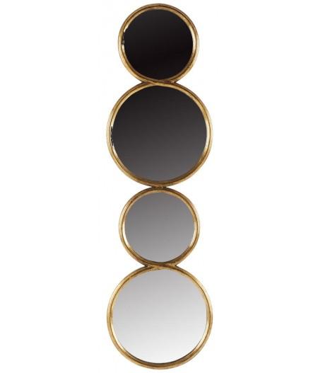 Miroir Antros Quadruple 25,5x88cm - Athezza