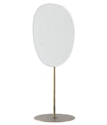 Miroir Sur Pied Jado 15x13xH36cm - Athezza