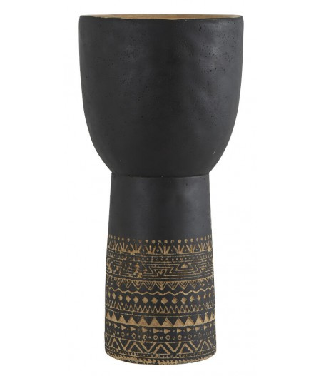 Vase Ethnique Bentou D17.5xH37.5cm - Athezza