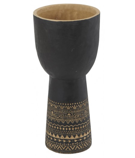 Vase Ethnique Bentou D23xH50cm - Athezza