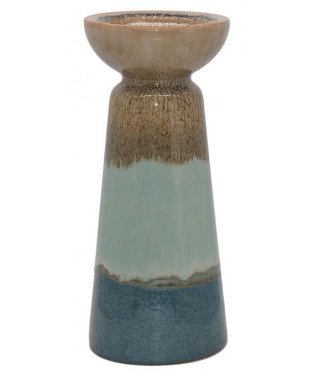 Vase Fuji Vert 11.3xH26.3cm - Athezza