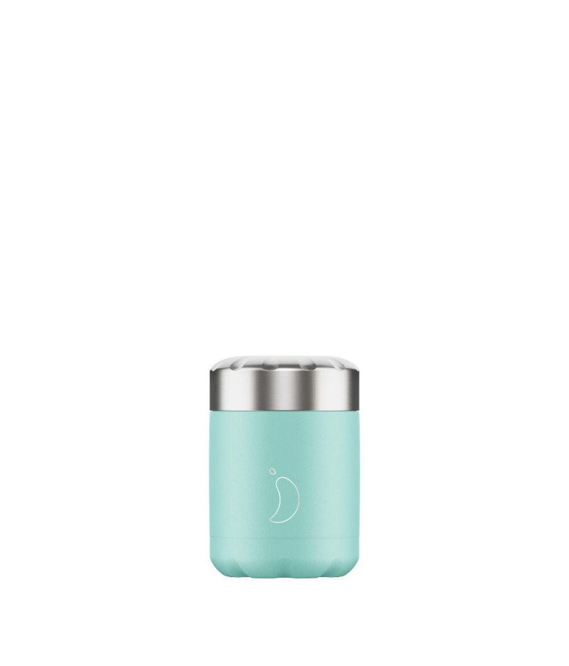 Food Pot 300ml Pastel Green Chilly's Bottles