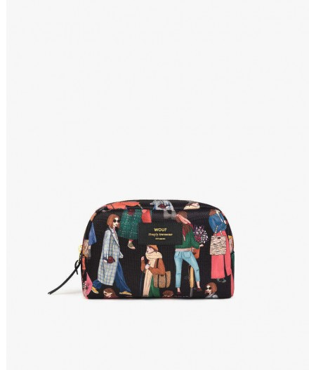 Trousse toilette Girls Big Beauty - Wouf