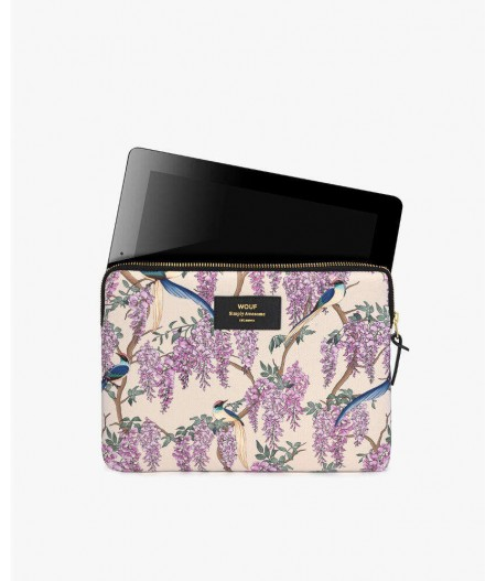 Housse iPad Glycine iPad Sleeve - Wouf
