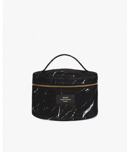Trousse de toilette XL Black Marble  XL Beauty - Wouf