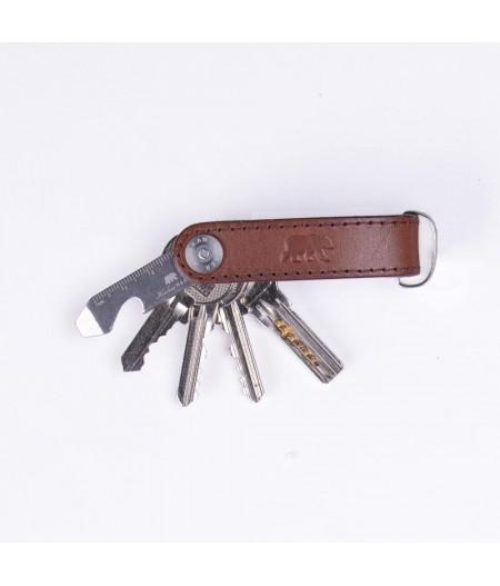 Porte clés LOOP - Cuir - Alaskan Maker