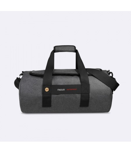 Sac de voyage Travelerw Bagagerie Synthetic - GRY05 - Faguo