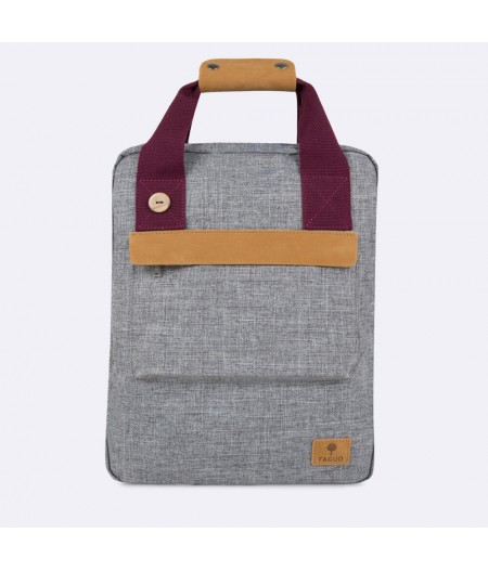 Sac à dos Urbanbag Bagagerie Synthetic W - GRY41 - Faguo