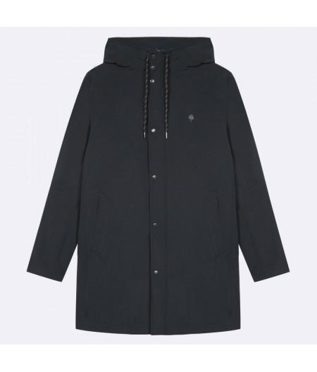 Gresigne Rain Coat Navy - Faguo