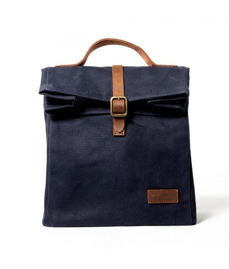 Lunch Bag RAMBLER - Bleu Marine - Alaskan Maker