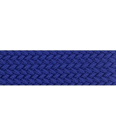 Ceinture en Nylon Solid Bleu Electrique - Faguo