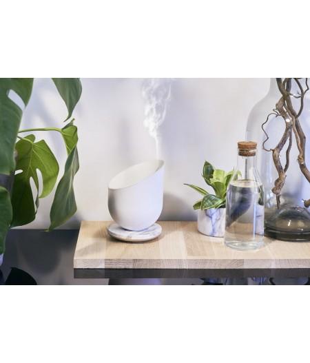 Miami Scent Aroma Vapiorizer - Alu/White Marble - Lexon