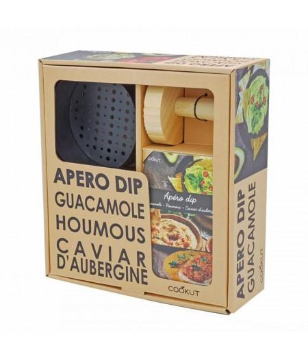 Coffret cadeau Apéro Dip - Cookut