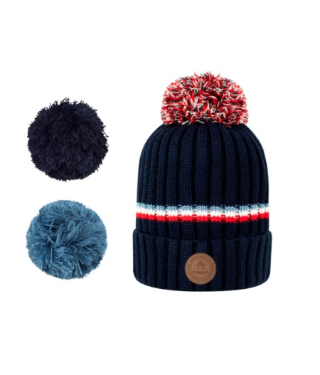 Bonnets Cabaïa - Timeless - Manhattan - Navy