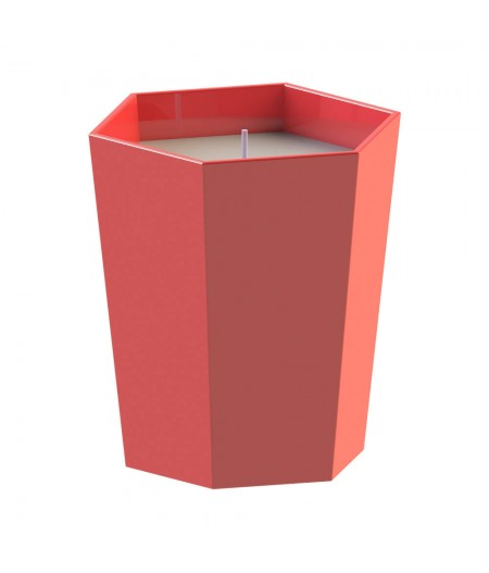 Bougie Parfumée Lund London - Coral - Clementine Fizz - Skittle Lidded Candle