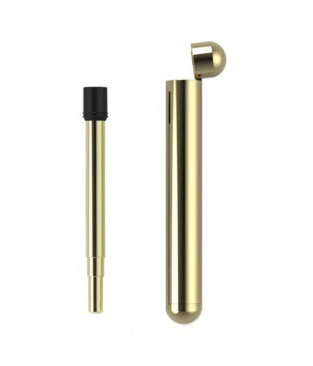 Lund Luxe Straw For Life - Gold - Lund London Paille télescopique en métal