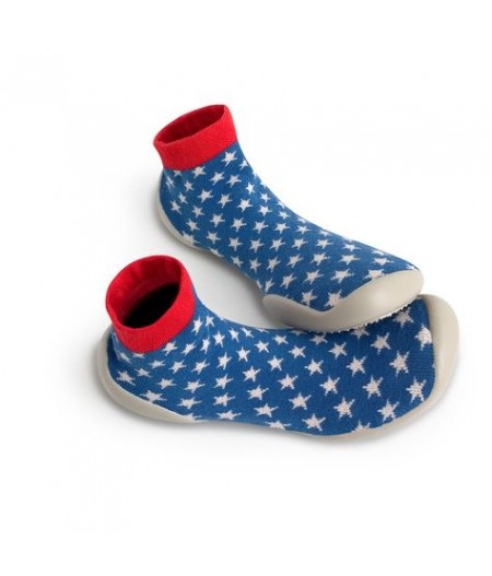 Chaussons Collégien - American Flag