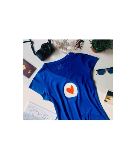 T-shirt Coeur – Snob