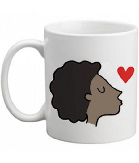 Mug Fille Black - Soledad
