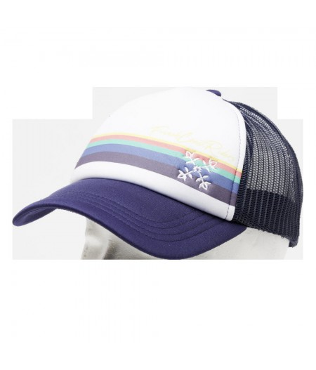 Casquette Trucket Ernot 70's - Deep Marine M - Oxbow 1985