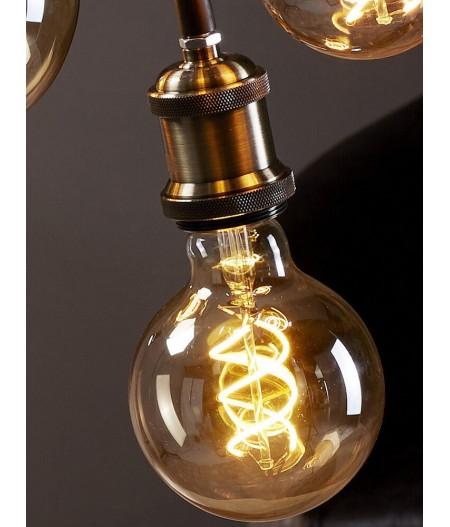 Ampoule filament vintage Led 4W G80