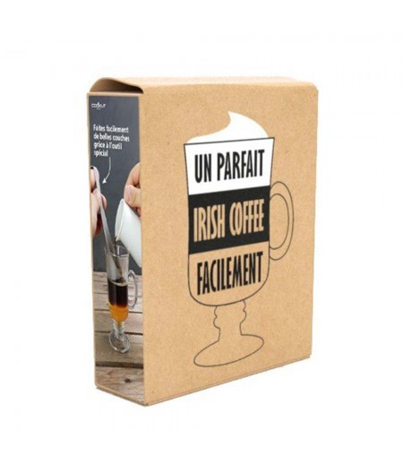 Coffret Irish Coffee by Cookut