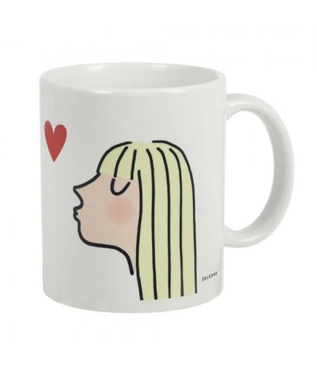 Mug Fille Blonde - Soledad