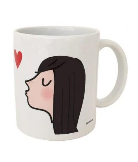 Mug Fille Brune - Soledad - Snob