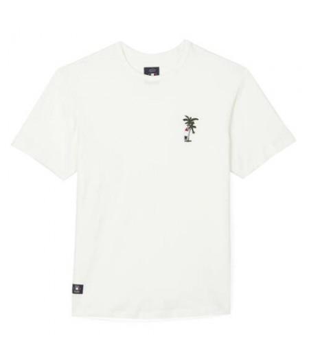 t shirt blanc OXBOW 1985