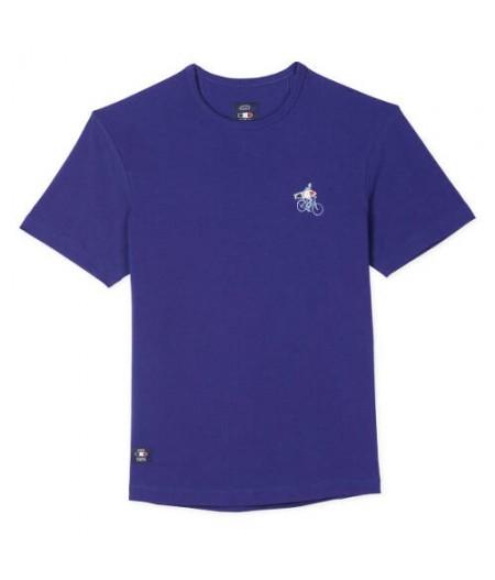 Thyl Tee shirt bleu