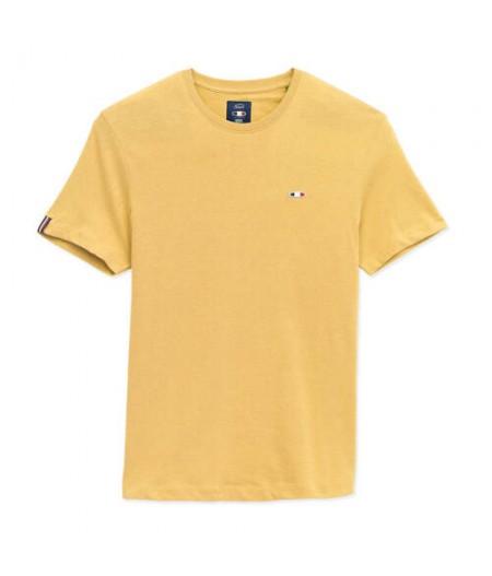T shirt jaune OXBOW 1985