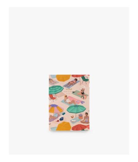carnet de note - Barcelone - wouf