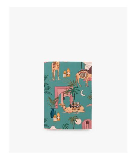 Carnet A5 Sahara - WOUF - Notebook A5