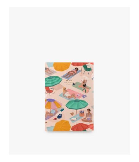 Carnet A5 Barceloneta - WOUF - Notebook A5