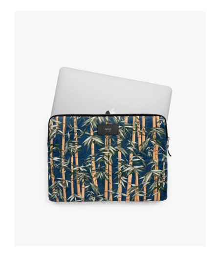 Housse ordinateur 13 pouces Bamboo - WOUF - Laptop Sleeve 13 inches