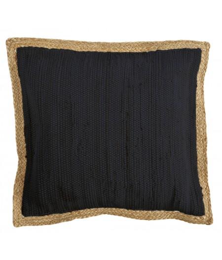 Coussin Branco Noir 45x45cm - Athezza