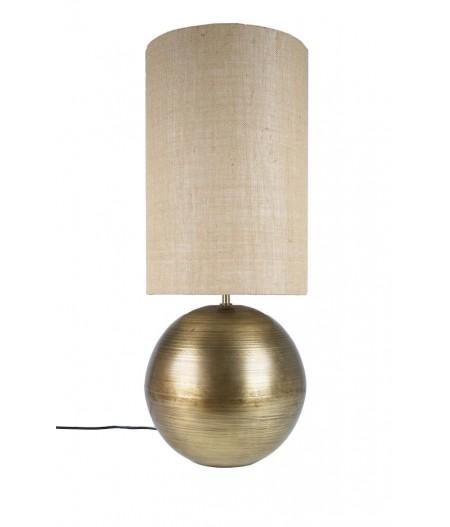 Lampe Bollo + Abat-Jour D30xH80cm - Athezza