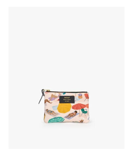 Petite pochette Barceloneta - WOUF - Small Pouch