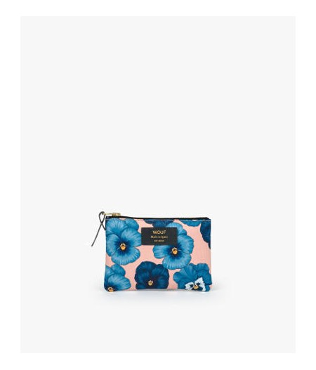 Petite pochette Azur - WOUF - Small Pouch