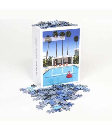 Puzzle Mariotti Palm Springs 1000 pièces - Image Republic